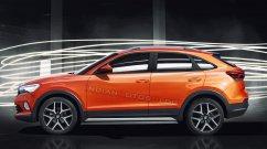 MQB A0-based VW Nivus SUV-coupe - IAB Rendering