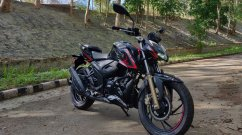 BS-VI 2020 TVS Apache RTR 200 4V - First Ride Review