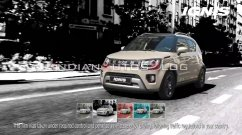 World Exclusive: 2020 Maruti Ignis (facelift) TVC leaked [Video]