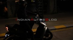 Exclusive: Ather 450X spied for the first time ahead of launch