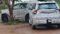 फिर दिखी 2020 Mahindra XUV500, ऑटो एक्सपो में उठेगा पर्दा