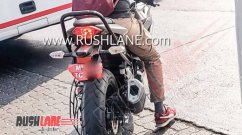 BS-VI Kawasaki Ninja 300 spied testing in Pune ahead of launch - Report
