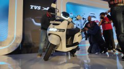 TVS iQube Electric Scooter Launched Days After Bajaj Chetak EV Debut