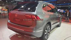 VW Tiguan Allspace to be launched in India on 6 March