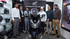 Honda Forza 300 launched in India, 4 units sold at an undisclosed price
