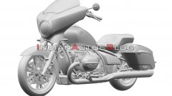 BMW flat-twin cruiser (production BMW R18) leaked via patent images