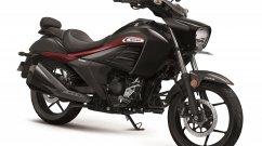 Suzuki Intruder price in India hiked marginally