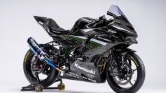 Kawasaki Ninja ZX-25R race version officially revealed