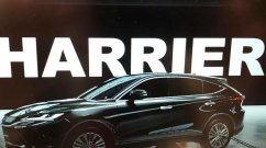 Next-gen Harrier leaked online - Toyota's suave mid-size SUV [Video]