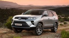 New Toyota Fortuner facelift to debut on 4 June - Report