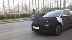 तस्वीरों में Hyundai Compact MPV दिखी, Maruti Ertiga से मुकाबला