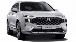 Hyundai Santa Fe facelift revealed, but Hyundai Palisade more likely for India [Video]