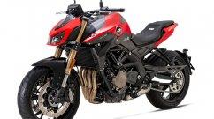 Benelli's new sister brand QJ unveils SRK 600 middleweight bike - IAB Report