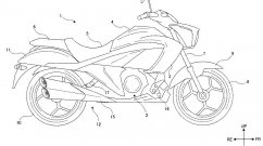 Suzuki Intruder 250 patent leaks its exhaust system - Report