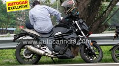 BS6 Mahindra Mojo 300 spied testing, launch soon - Report