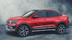 Skoda Vision IN Re-imagined As An Edgier, Coupe-Style SUV