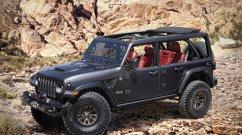 Jeep Wrangler Rubicon 392 Concept Showcased; Gets A 450bhp V8 HEMI