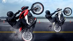 Bajaj Pulsar NS 200 could get two new sporty colour options [Video]