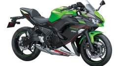 BS6 Kawasaki Ninja 650 gets an attractive new colour option