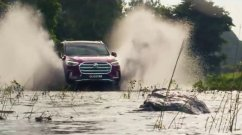 MG Gloster's Intelligent 4-Wheel Drive System demonstrated in new video