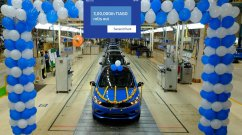 Tata Tiago production at company's Sanand plant reaches 3 lakh milestone