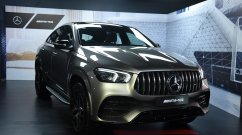 Mercedes AMG GLE 53 Coupe with 400+ bhp launched in India