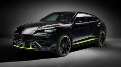 2021 Lamborghini Urus Graphite Capsule offers matte colours with neon accents