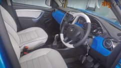 Renault Duster customized with features and interior retouches, looks more premium