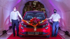Tata Motors has produced over 4 million passenger vehicles in India