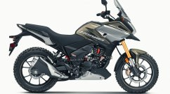 Honda Hornet 2.0-based Adventure model imagined - IAB Rendering