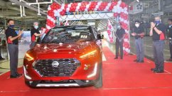 All-new Nissan Magnite production commences, to be launched soon
