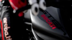 2021 Ducati Monster teased for first time, shows dark matte grey colour