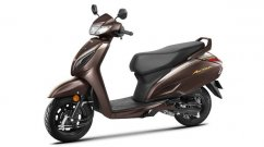 Honda Activa 6G 20th Anniversary Edition with a special colour launched
