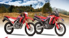 2021 Honda CRF300L & Honda CRF300 Rally revealed internationally