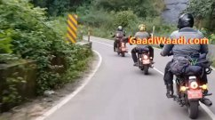 2021 Royal Enfield Classic 350 testing continues; spied once again