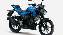2021 Suzuki GSX-S125 in Japan receives new colour options