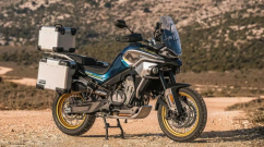 KTM 790 Adventure-based CFMoto MT800 (or 800MT?) officially revealed