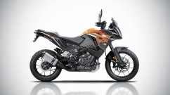 KTM 490 Adventure rendered, looks more mature than 390 Adventure