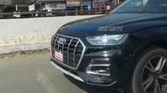 Audi Q5 Facelift Spied Testing In India Ahead Of Launch Later This Year