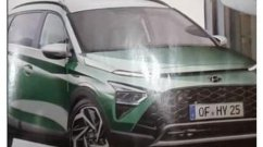 Upcoming i20-Based Hyundai Bayon SUV Images Leaked Ahead of Global Debut