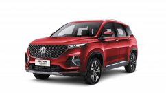 MG Hector Plus 7-Seater SUV Now Gets 'Select' Trim, Priced at INR 18.32 Lakh