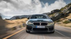 BMW Takes Wraps Off The 2021 M5 CS - Most Powerful M Car Ever