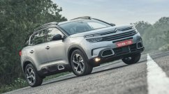 Citroen C5 Aircross Bookings Commence In India For INR 50,000