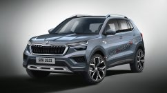 Production-Spec Skoda Kushaq Rendered Based On Latest Design Sketches