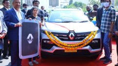 Renault Kiger Deliveries Surpass 1100 Units on 1st Day of Sales