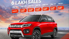 13 Maruti Vitara Brezza Sell Every Hour in Last 5 Years