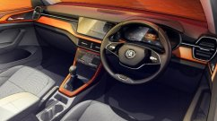 Production-Spec Skoda Kushaq Interior Previewed In New Design Sketches