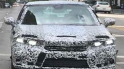 11th-Gen Honda Civic Spied Overseas Revealing New Design Details