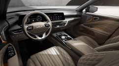 Flagship Kia K8 Interior Previewed; Redefines Flamboyance And Luxury