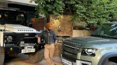 Singer Satinder Sartaj Buys New-gen Land Rover Defender, Posts Images with Last-gen Model